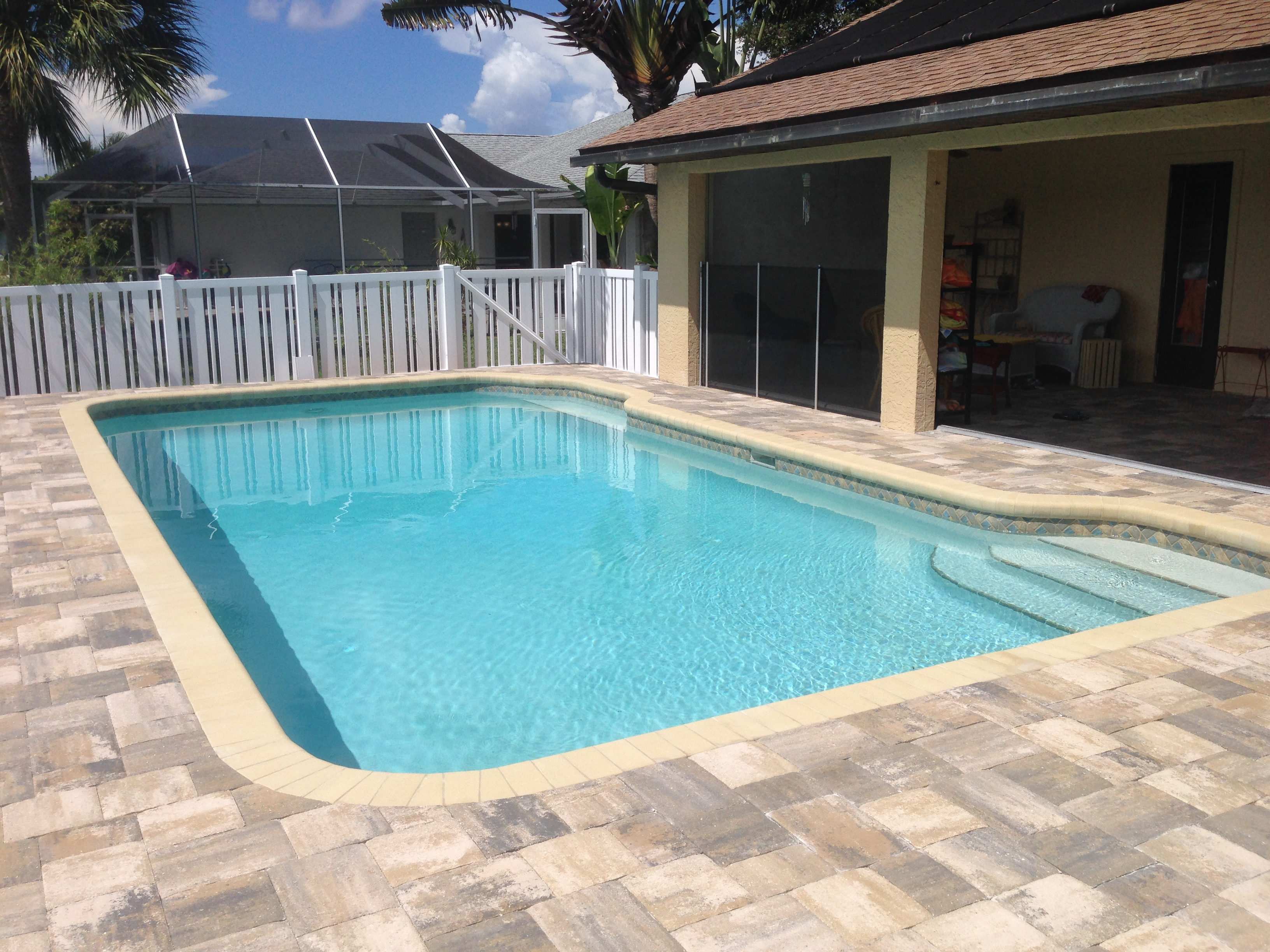 Swimming pool renovations port charlotte popa pools spas for Pool renovations