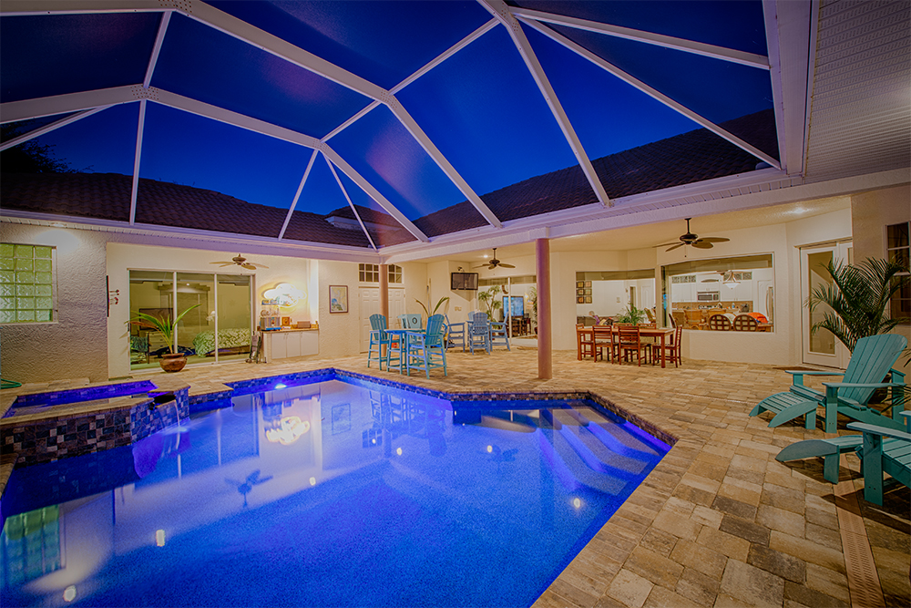 Swimming pool renovations port charlotte popa pools spas for Pool and spa show charlotte nc