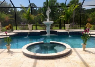 New Custom Pools Port Charlotte Popa Pools And Spas